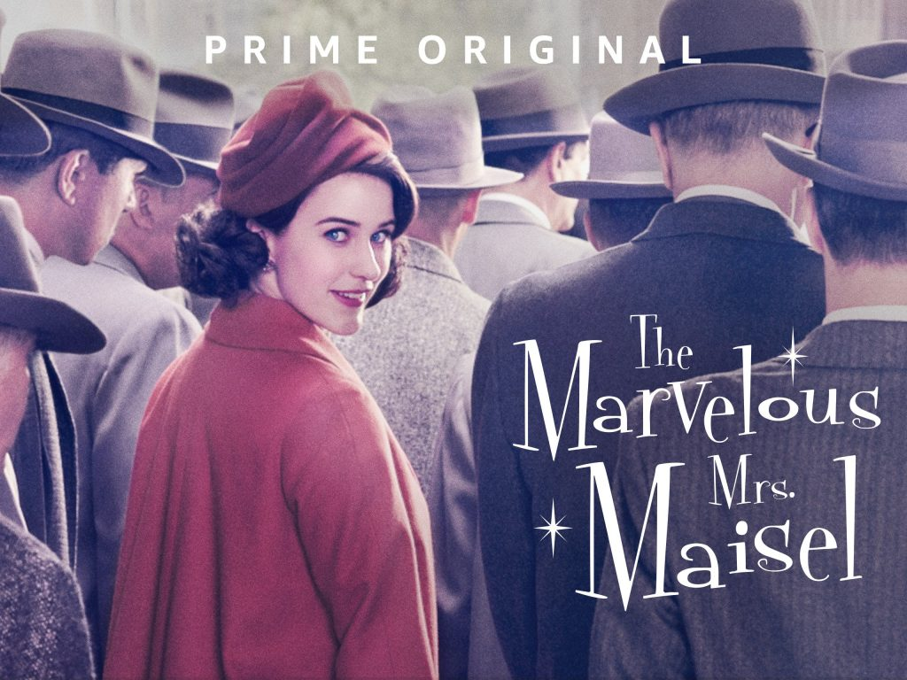 The Marvelous Mrs. Maisel On Amazon