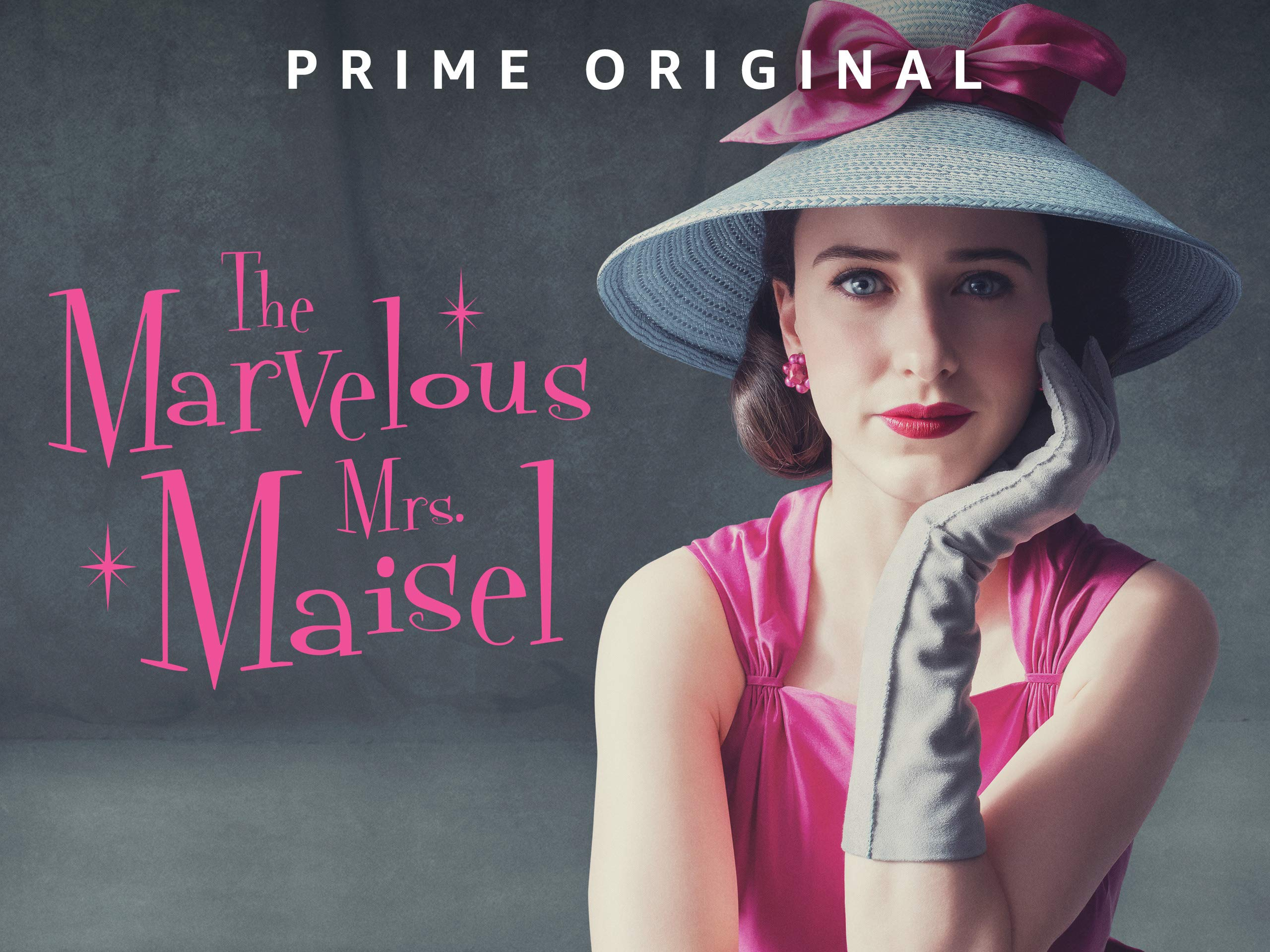 Marvelous Mrs. Maisel primed on Link activation Roku