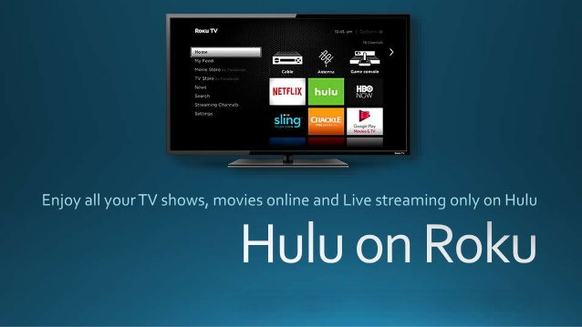 Hulu On Link activation on Roku
