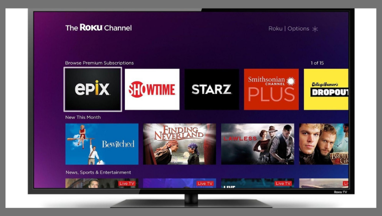 Channel Addition On Roku