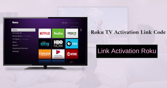 Link Activation Roku