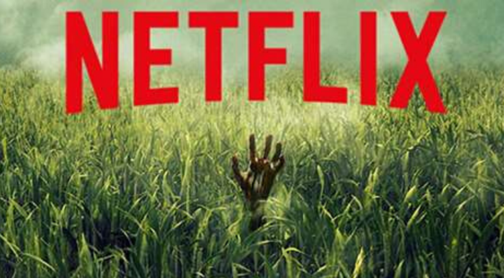 In The Tall Grass  On Netflix