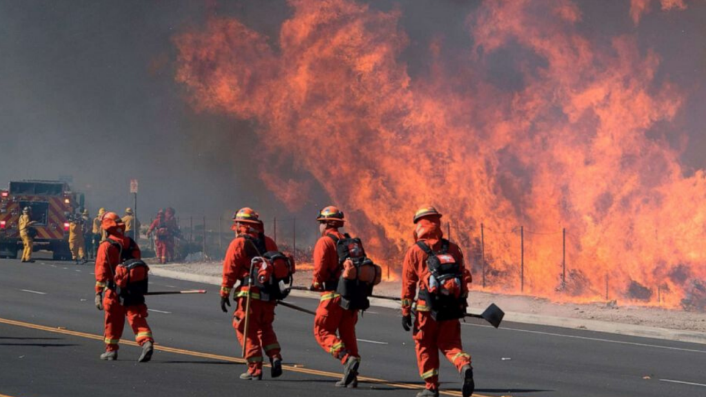Simi Valley Fire