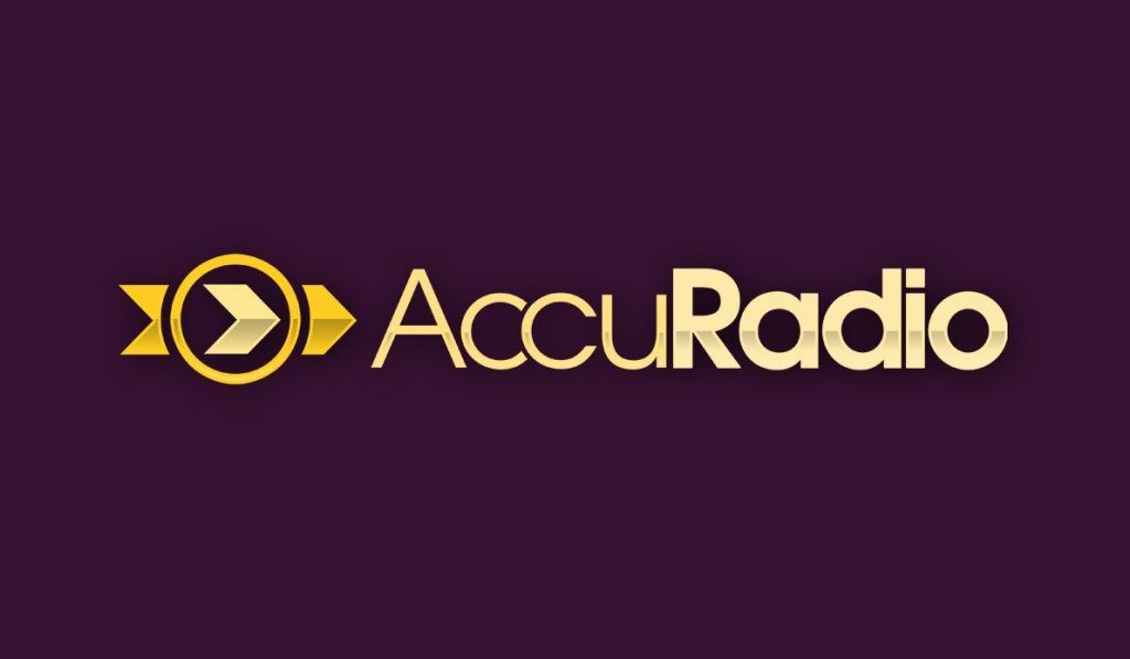 AccuRadio on Roku TV