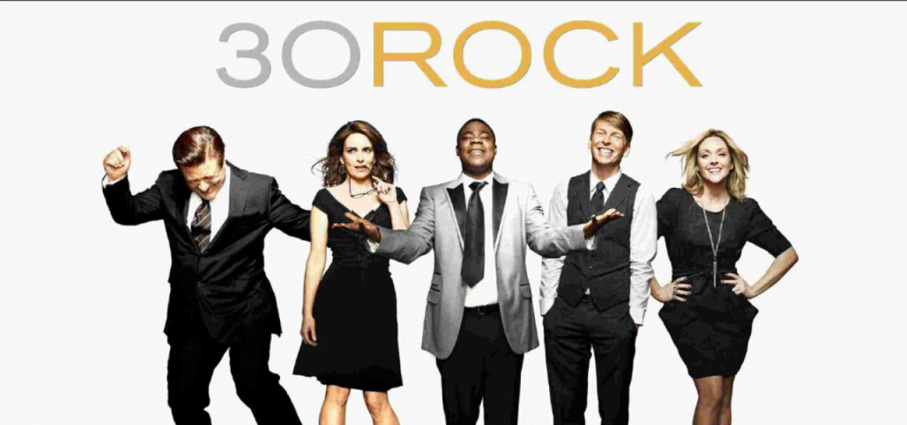 30 Rock on link activation Roku