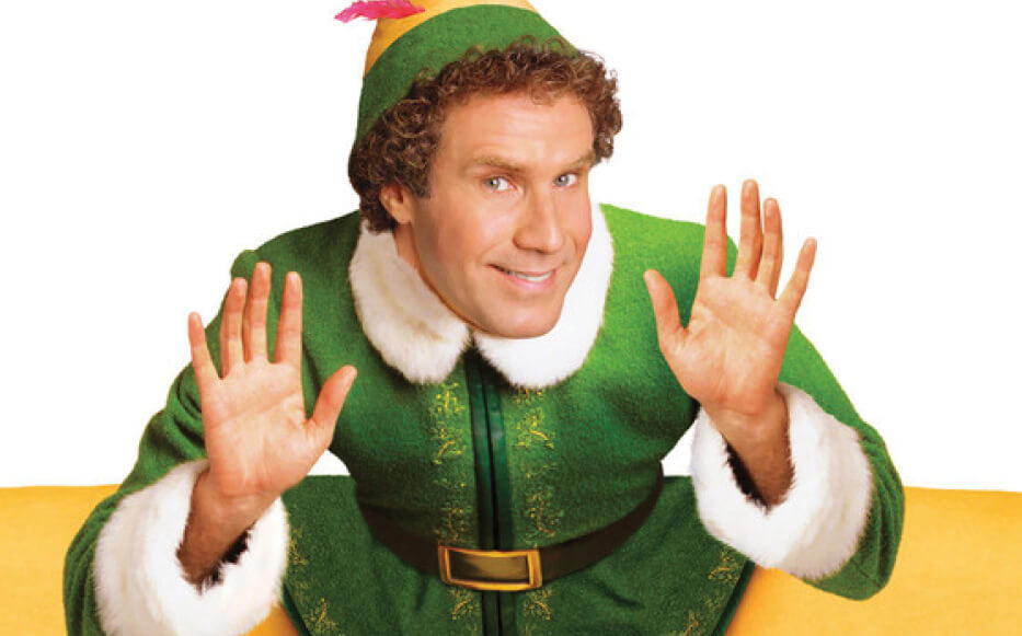 "No Christmas without ""Elf"" On Link activation Roku"