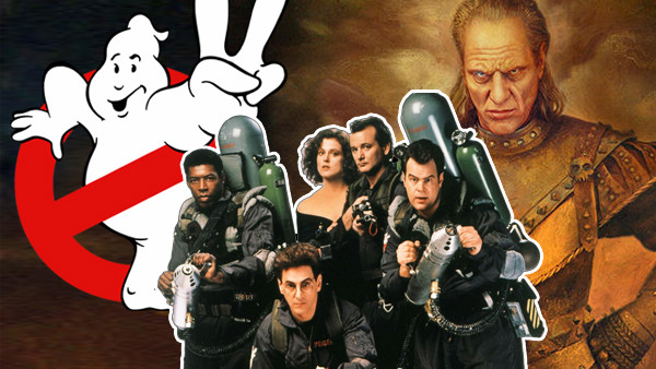 Watch Ghostbuster 2 this holidays on Roku TV