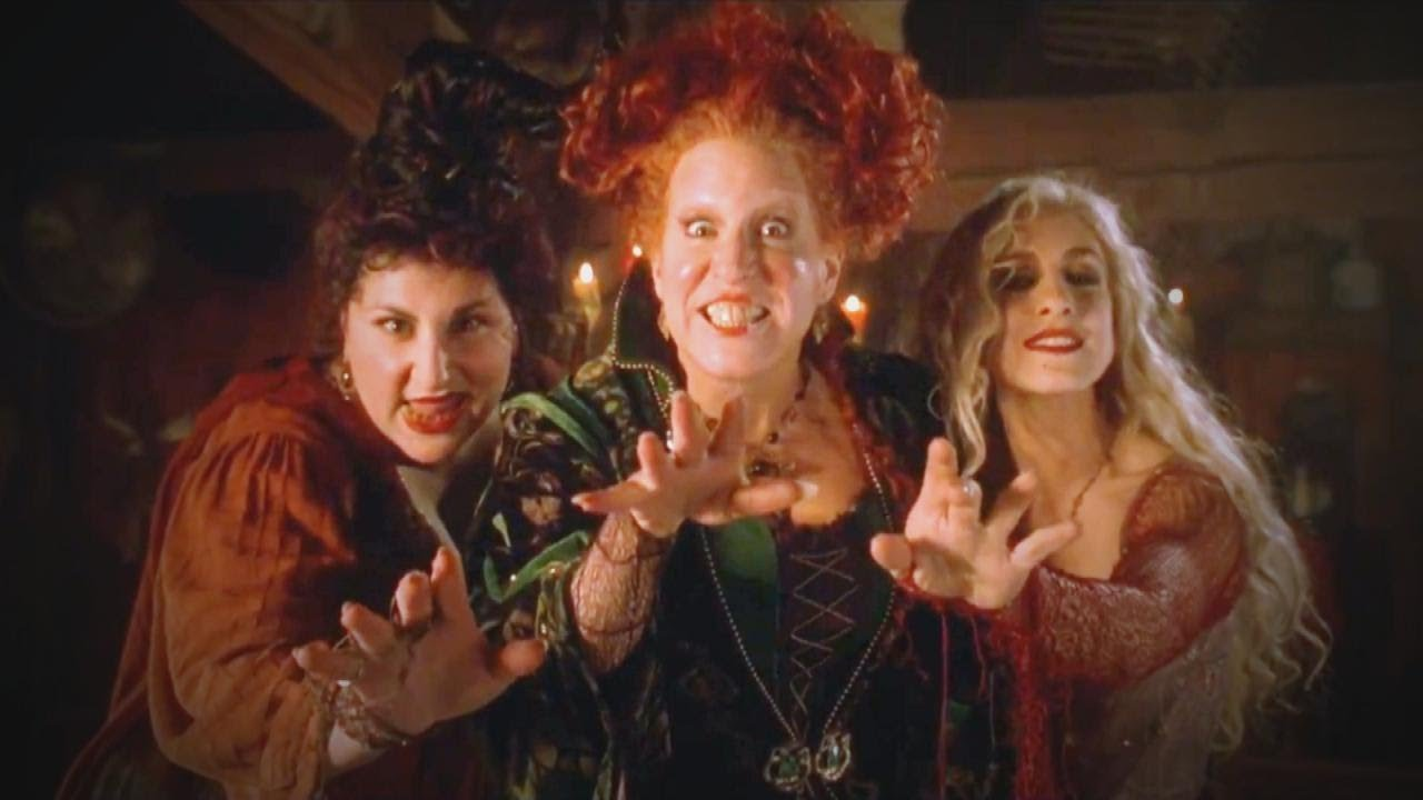 Hocus Pocus on Disney+