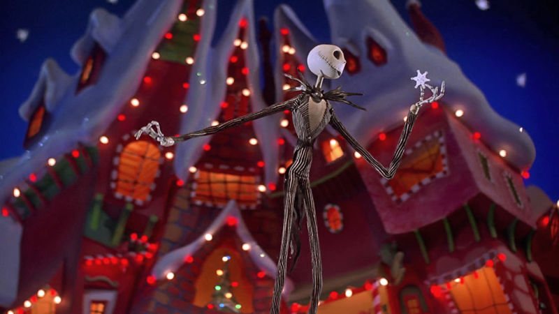 The Nightmare Before Christmas on Disney+