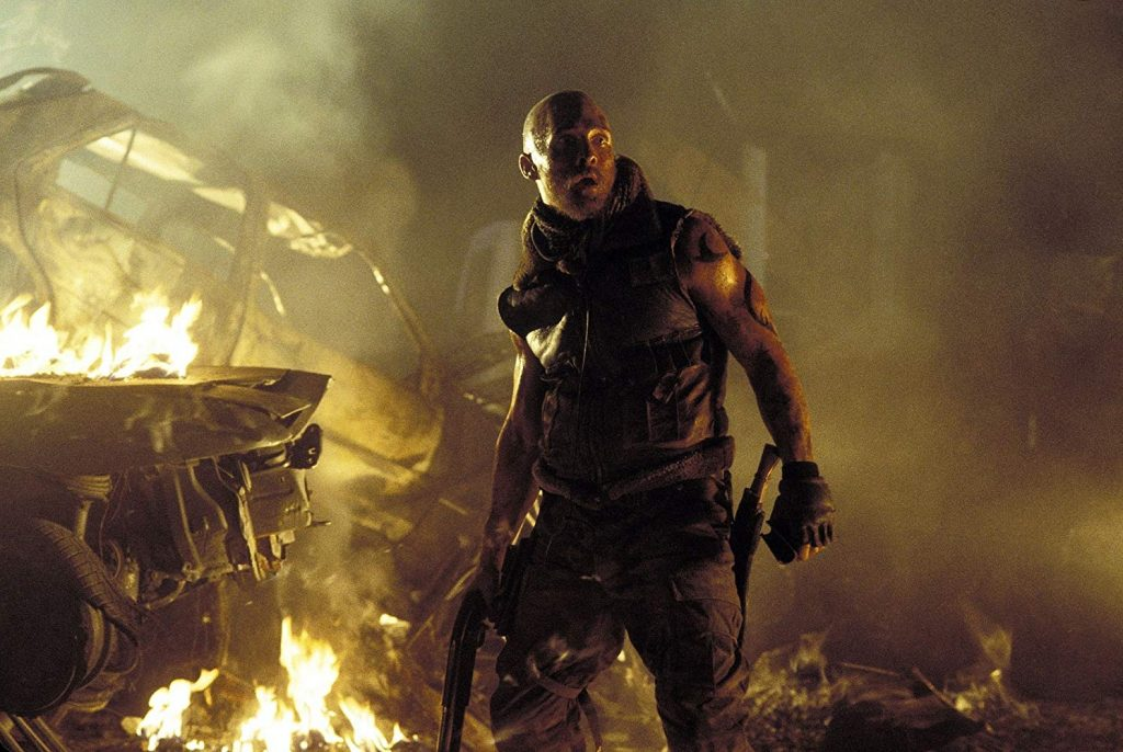 Watch Reign of Fire on Link activation Roku starring Mathew McConaughey