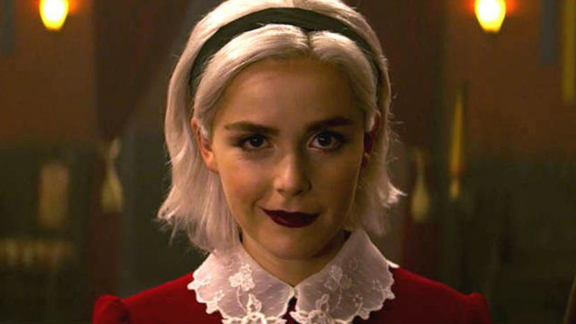 Chilling Adventures of Sabrina season 3  on Netflix on Roku