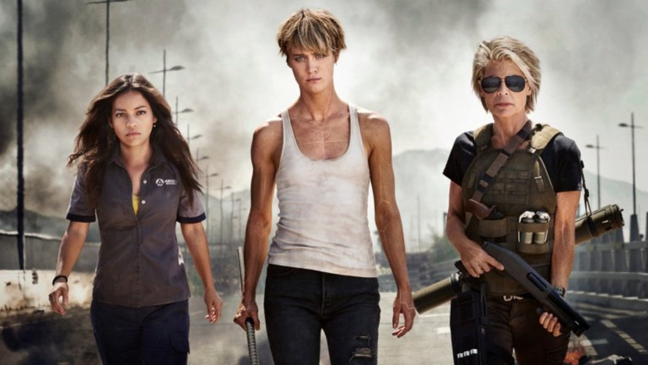 Roku com link to Watch Terminator, Dark fate: Grace steals the show