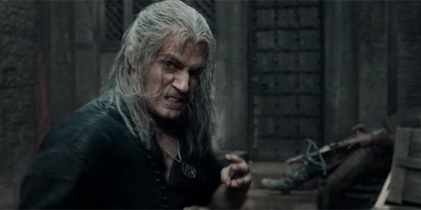Watch the Witcher on Roku com link