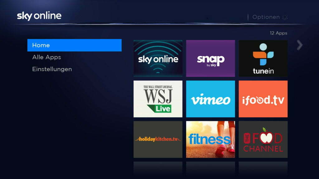 sky news link activation roku 1024x576 2 - Roku com link to stay updated with News channels on Roku TV